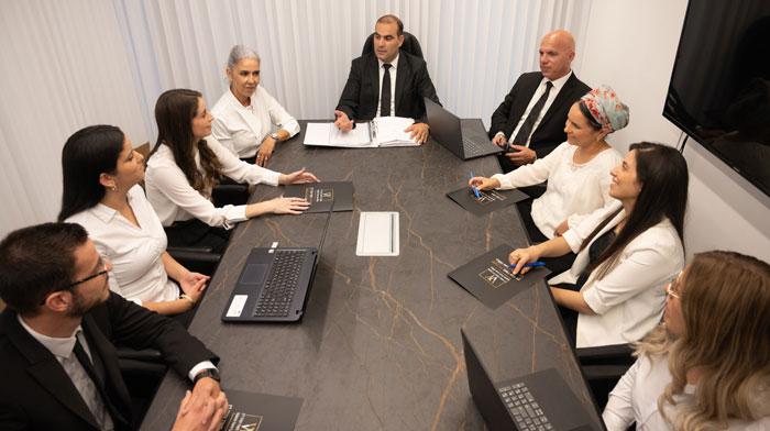 הנהלת-המשרד